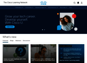 learningnetwork.cisco.com