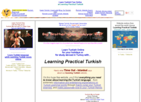 learningpracticalturkish.com