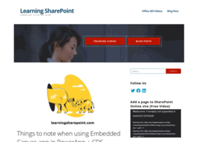 learningsharepoint.com