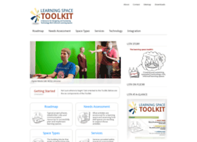 learningspacetoolkit.org