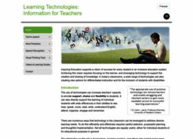 learningtechnologiesab.com
