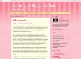 learningtoenjoytherain.blogspot.com