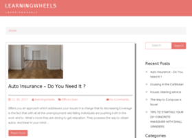 learningwheels.co.uk