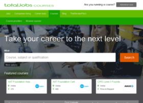 learningzone.totaljobs.com