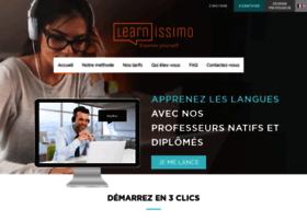 learnissimo.com