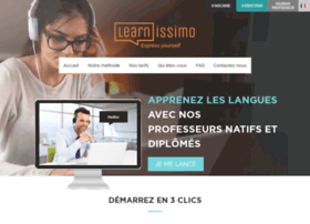 learnissimo.fr