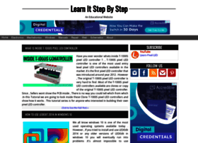 learnitstepbystep.blogspot.com