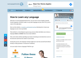 learnlanguagesonyourown.com