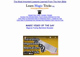 learnmagictricks.org