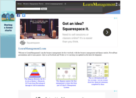 learnmanagement2.com