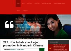 learnmandarinnow.com