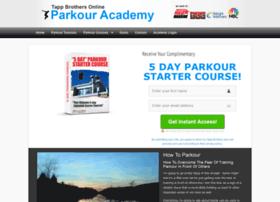 learnmoreparkour.com