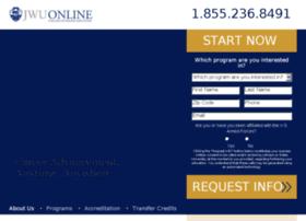 learnonline.jwu.edu