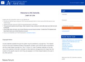 learnonline.unca.edu