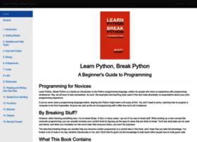 learnpythonbreakpython.com