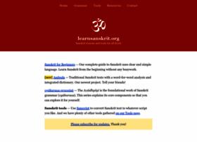 learnsanskrit.org