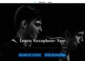 learnsaxophonenow.com