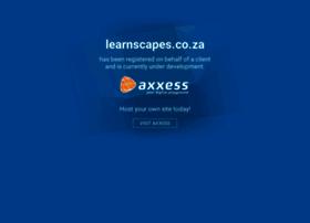 learnscapes.co.za