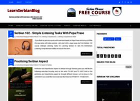 learnserbianblog.com
