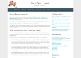 learnshorttermloans.com