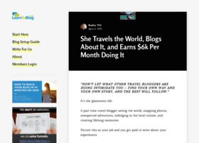 learntoblog.com