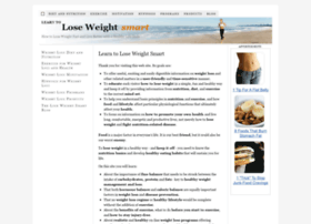 learntoloseweightsmart.com
