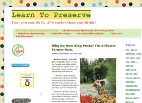 learntopreserve.com