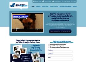 learntotalkdog.com