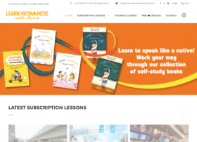 learnvietnamesewithannie.com