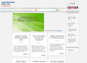 learnwebdesignonline.com