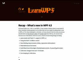 learnwpf.com