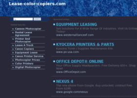 lease-color-copiers.com