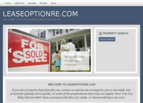 leaseoptionre.com