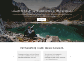 leaseurope.com