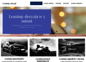 leasing-euro.pl