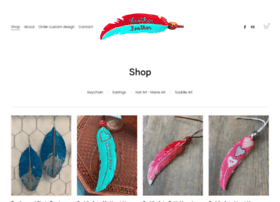 leather-feather.com