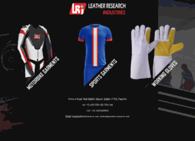 leather-research.com