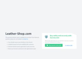 leather-shop.com