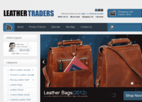 leather-traders.com
