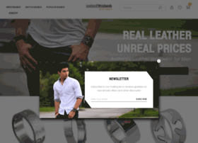 leather-wristbands.com