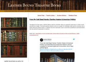 leatherboundtreasure.com