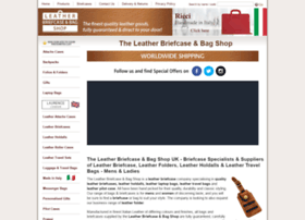 leatherbriefcaseshop.co.uk