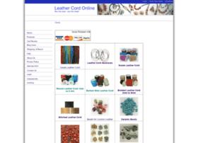 leathercordonline.com