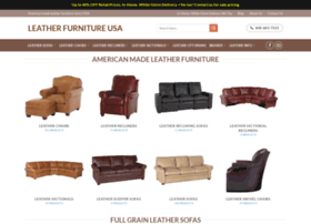 leatherfurniture-usa.com
