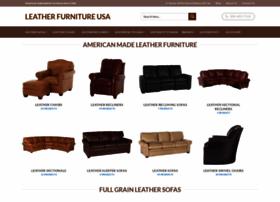 leatherfurniture-usa.com