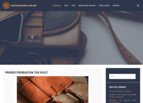 leathergoods-online.com