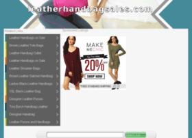 leatherhandbagsales.com