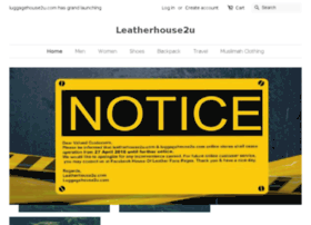 leatherhouse2u.com
