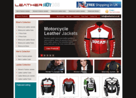 leatherhut.co.uk