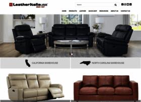 leatheritaliausa.com